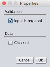 Setting the checkbox required in the conditional submit button form